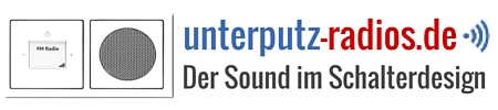 Unterputz Radio