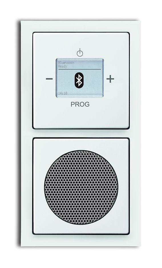 BTconnect von Busch-Jaeger - Radio und Musik-Streaming leicht ...
