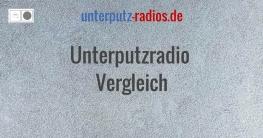 Unterputzradio Vergleich